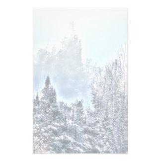 """Escena del invierno folleto 5.5"""" x 8.5"""""""