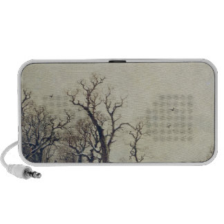 Escena del invierno, siglo XIX iPod Altavoces