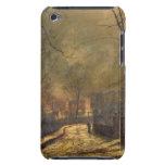 Escena del otoño, Leeds, 1874 (aceite a bordo) Barely There iPod Fundas