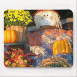 Escena del otoño tapete de ratones