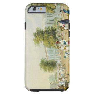 Escena en Bombay, del volumen I de 'paisaje, traje Funda Para iPhone 6 Tough