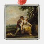 Escena Galante, 1774 Adorno De Navidad