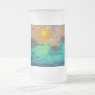 Escena ideal taza