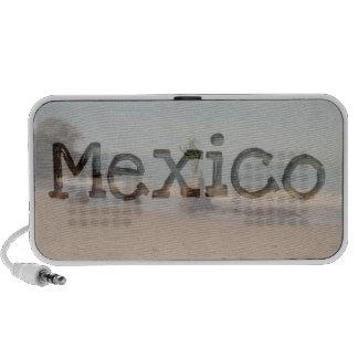 Escena soñadora de la playa; Recuerdo de México PC Altavoces