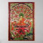 Escenas a partir de la vida de Buda Póster