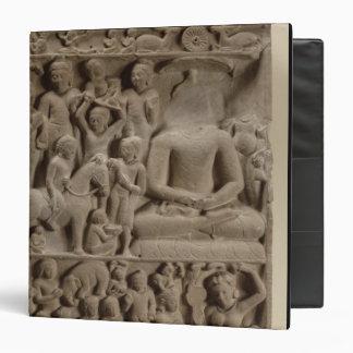 Escenas a partir de la vida de Buda, Sarnath,