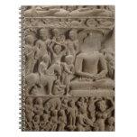 Escenas a partir de la vida de Buda, Sarnath, Utta Notebook