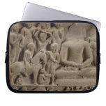 Escenas a partir de la vida de Buda, Sarnath, Utta Fundas Portátiles