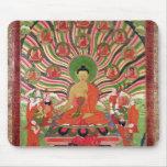 Escenas a partir de la vida de Buda Tapete De Ratón