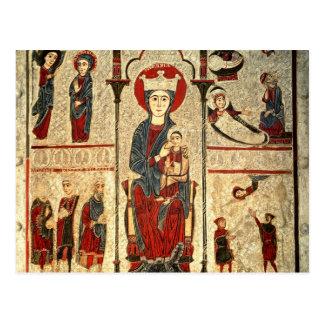Escenas a partir de la vida de la Virgen Postal