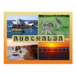 Escenas de Australia Postal