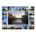 Escenas de Baltimore Postales