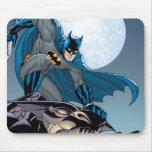 Escenas de Batman - Gargoyle Alfombrillas De Ratón