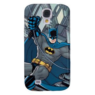 Escenas de Batman - pared del escalamiento Samsung Galaxy S4 Cover