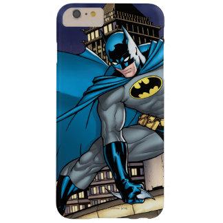 Escenas de Batman - torre Funda De iPhone 6 Plus Barely There