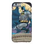 Escenas de Batman - vista lateral de la luna Funda Barely There iPhone 6