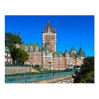 Escenas de la ciudad de Quebec Postales