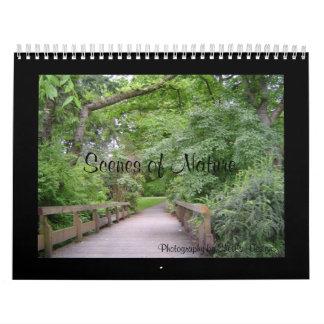 Escenas de la naturaleza - Vancouver, A.C. Canadá Calendarios De Pared