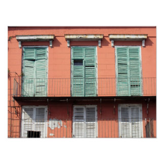 Escenas de New Orleans I Póster