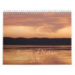 Escenas del calendario de la naturaleza 2010