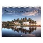 Escenas ideales de Trinidad por Wendell SJ Reyes Calendario