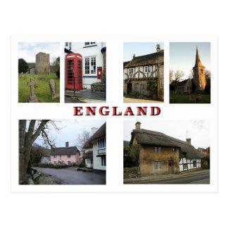 Escenas inglesas quintaesenciales - modificadas pa postal