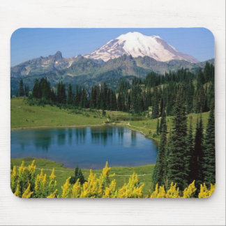 Escénico alpino, Washington Tapete De Ratones