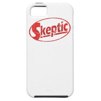 ¡Escéptico! iPhone 5 Protectores