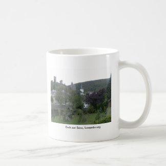Esch sur Sûre Luxembourg Mugs