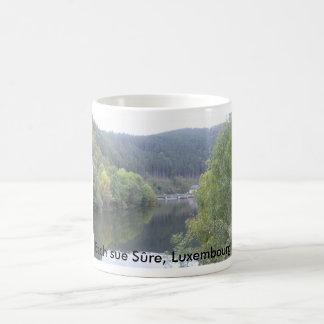 Esch sur Sûre Luxembourg Coffee Mugs