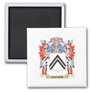 Escher Coat of Arms - Family Crest Magnet