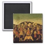 Escipión el Africano, general romano Imán Cuadrado