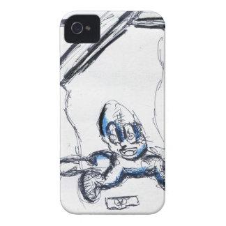 Esclavitud social Case-Mate iPhone 4 coberturas