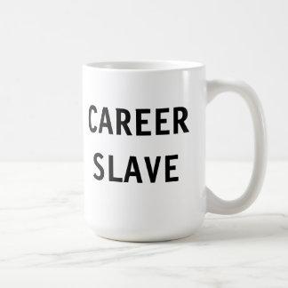 Esclavo de la carrera de la taza