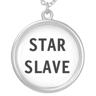 Esclavo de la estrella del collar
