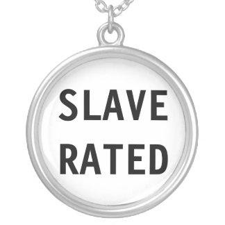 Esclavo del collar clasificado