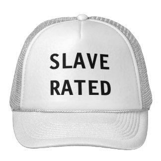Esclavo del gorra clasificado