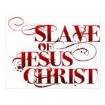 Esclavo del Jesucristo Postal