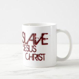 Esclavo del Jesucristo Tazas