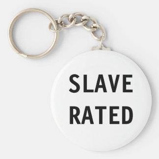Esclavo del llavero clasificado