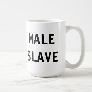 Esclavo del varón de la taza
