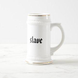 esclavo tazas