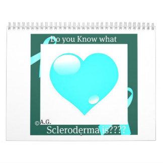 Escleroderma Calendario
