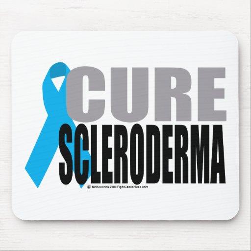 Escleroderma de la curación alfombrilla de raton