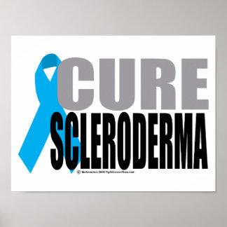 Escleroderma de la curación poster