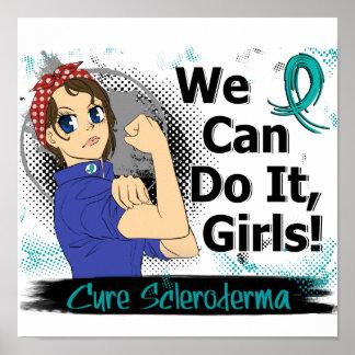 Escleroderma del animado WCDI de Rosie Posters
