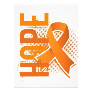 """Esclerosis múltiple de la esperanza 2 folleto 8.5"""" x 11"""""""
