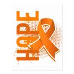 Esclerosis múltiple de la esperanza 2 postal