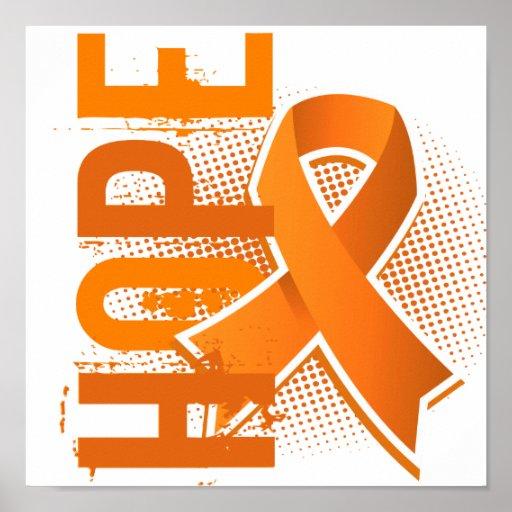 Esclerosis múltiple de la esperanza 2 poster