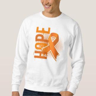 Esclerosis múltiple de la esperanza 2 sudadera